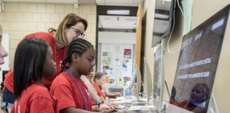 UofL hosts more than 20 academic, research and learning camps for kids each summer.
