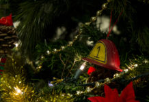 Fire safety tips for the holiday break.
