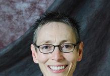 Gina Bertocci, UofL endowed chair of biomechanics and bioengineering